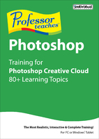 Professor Teaches Photoshop Creative Cloud