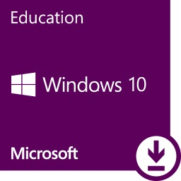 Microsoft Windows 10 Education Upgrade (Multilanguage) Faculty/Staff WAH Download