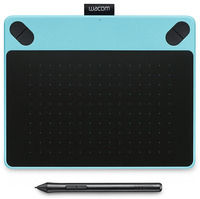 Intuos Comic Pen & Touch Tablet - Small (Mint Blue)