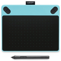 Intuos Draw Creative Pen Tablet - Small (Mint Blue)