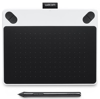 Intuos Draw Creative Pen Tablet - Small (White)
