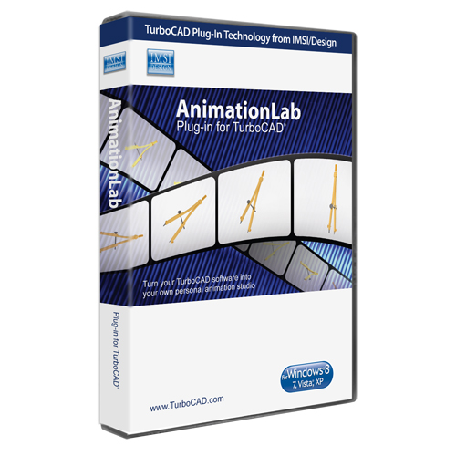 Animation Lab  plug-in for TurboCAD v5 (Electronic Software Delivery)