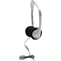 SchoolMate Personal Mono/Stereo Headphone with in-line Volume