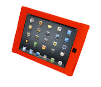 Kids Red iPad Protective Case