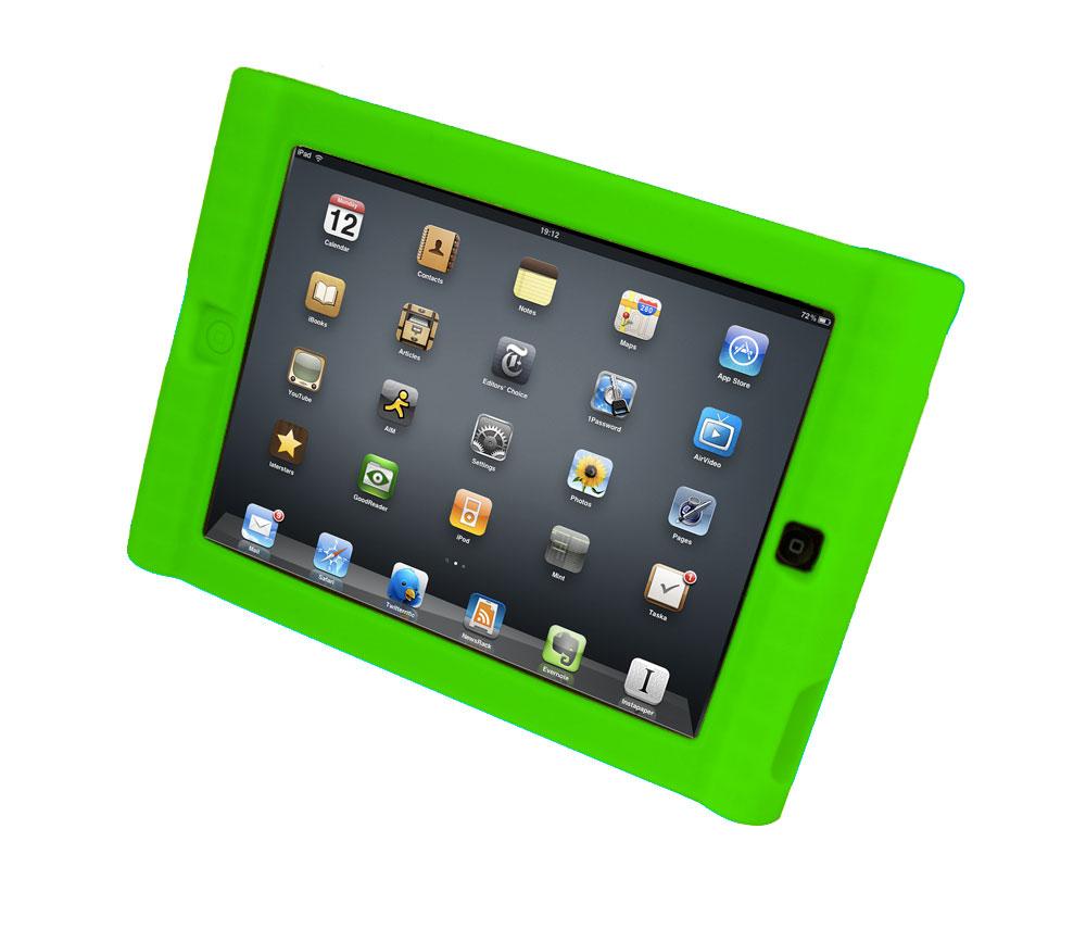 Kids Green iPad Mini 2, 3 & 4 Protective Case