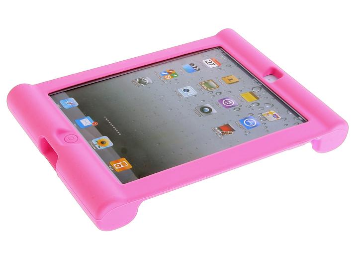 Kids Pink iPad Mini 2, 3 & 4 Protective Case