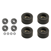 Set of 4 Rubber Feet for PowerStackere Charging Station Modules