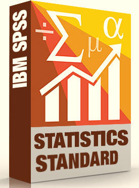 IBM SPSS Statistics Standard Grad Pack 27.0 Academic (Windows Download - 64 bit Only - 12 Month License)