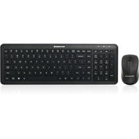 Iogear Quietus RF Desktop - Wireless Keyboard and Mouse Combo