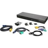 Iogear 8-Port IP Based KVM (TAA)