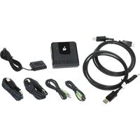Iogear 2-Port DisplayPort KVM
