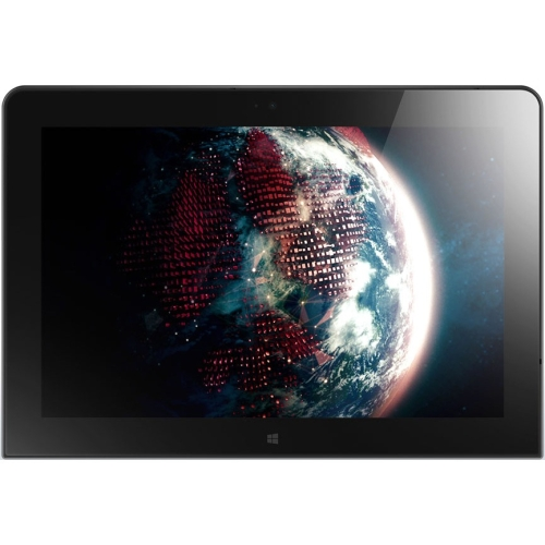 "Lenovo ThinkPad Tablet 10 20C30007US 64 GB Tablet - 10.1"" - In-plane Switching (IPS) Technology - Wireless LAN - Intel Atom Z3795 Quad-core (4 Core) 1.59 GHz - Black"