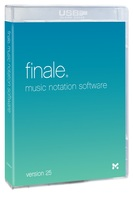 Finale 25 (Academic) (Electronic Software Delivery)