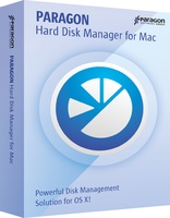 Hard Disk Manager for  MAC (Electronic Software Delivery)