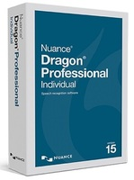 Dragon Professional Individual 15.0 with Bluetooth Headset (Academic)