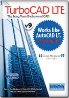 TurboCAD LTE v9 (Electronic Software Delivery)