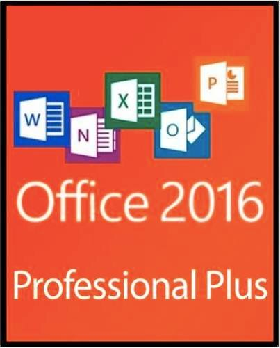 office professional 2016 plus