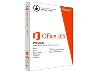 Office 365 - Personal (1-year Subscription - Product Key Card)