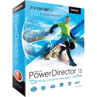 Cyberlink PowerDirector v.15.0 Ultra