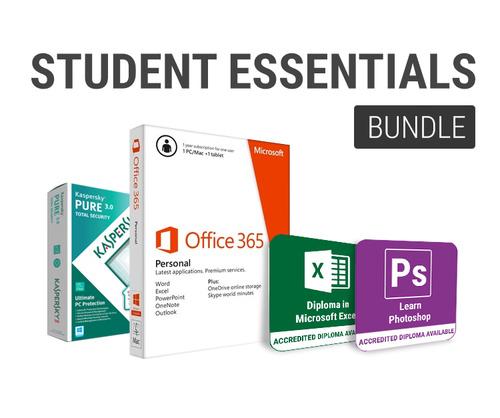 Student Essentials Bundle