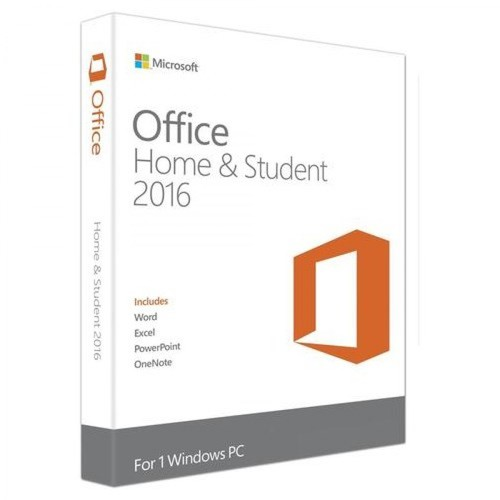 Office Home and Student 2016 (Electronic Software Download)