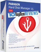 "Hard Disk Manager 15 Suite - Top Ten Reviews ""Gold Award"" Winner (Electronic Software Delivery)"