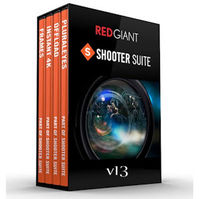 Red Giant Shooter Suite 13 Mac/Win (Electronic Software Delivery)