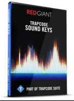 Trapcode Sound Keys 1.4 (Electronic Software Download)