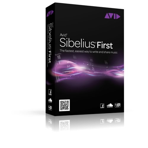 Avid Sibelius First Annual Subscription