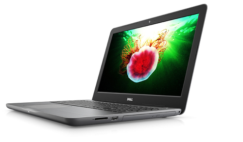 Dell Inspiron 15 5000 Series (5567) Laptop Computer Non-Touch, Gray, Ver i5/8/1TB N