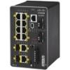 IE 8 10/100,2 T/SFP, Lite FD