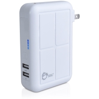 3-IN1 USB POWER BANK WHITE