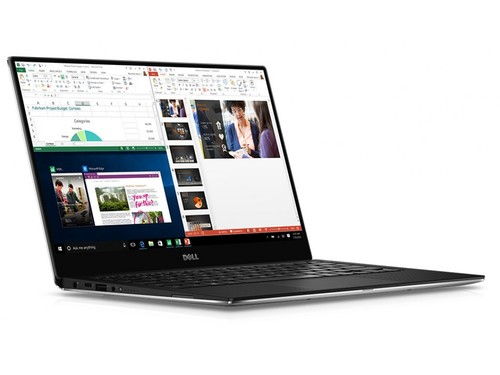 """Dell XPS 13 MLK (9360) 13.3"""" QHD+ 3200x1800 infinity """"touch"""" Intel Core i-7 7500U 4M cache up to 3.5 GHz (Silver)"""