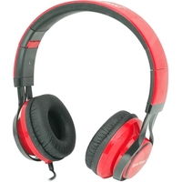 Noise Isolating Headphones Red