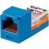 MINI-COM MODULE CAT5E BLUE