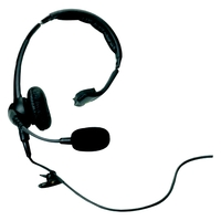 HEADSET RUGGED CABLED IP67