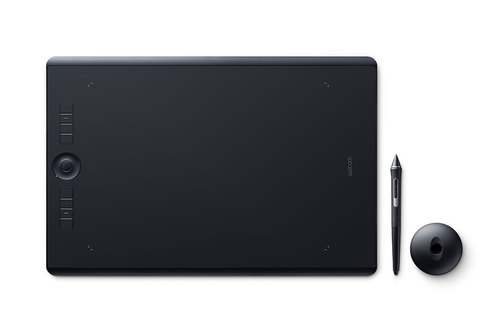 Intuos Pro Pen & Touch Tablet - Medium