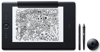 Intuos Pro Pen & Touch Tablet Paper Edition - Large