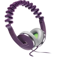 OVER THE HEAD HEADSET PURPLE