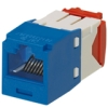 MINI-COM MODULE CAT5E BLUE TG