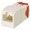 MINI-COM MODULE CAT5E OFF WHITE