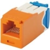 MINI-COM MODULE CAT6A ORANGE TG