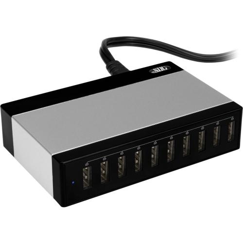 10 port USB Rapid Chrgr 60W