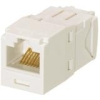 MINI-COM MODULE CAT6 OFF WHITE