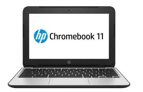 "HP Chromebook 11 G4 EE 11.6"" Chromebook - Intel Celeron N2840 Dual-core (2 Core) 2.16 GHz - 2 GB DDR3L SDRAM - 16 GB SSD - Chrome OS (English) - 1366 x 768"