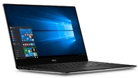 """Dell XPS 15 - 15.6"""" FHD; i7 7700 HQ quad core 6MB cache up to 3.8GHz; 8 GB DDR4 2400 MHz; 256GB PCIe ssd; Silver Anodized Aluminum; Nvidia GTX 1050 4GB GDDR5"""