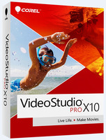 VideoStudio Pro X10 (Download)
