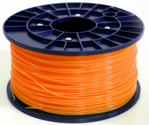 1Kg Spool PLA Filament (Orange)