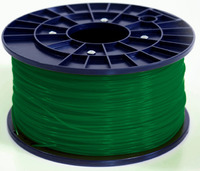 1Kg Spool PLA Filament (Forest Green)