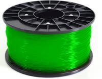 1Kg Spool PLA Filament (Transparent Green)